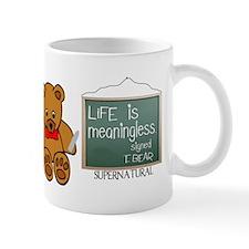 Supernatural- T.Bear Small Small Mug