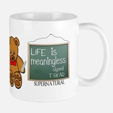 Supernatural- T.Bear Small Small Mug