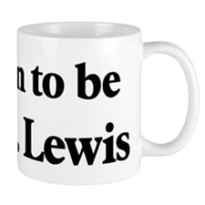 Soon to be Mrs. Lewis Mug