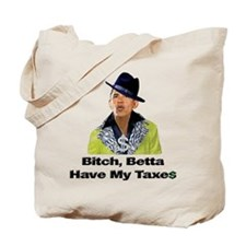 Pimp Obama Tote Bag