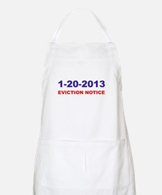 Eviction Notice BBQ Apron