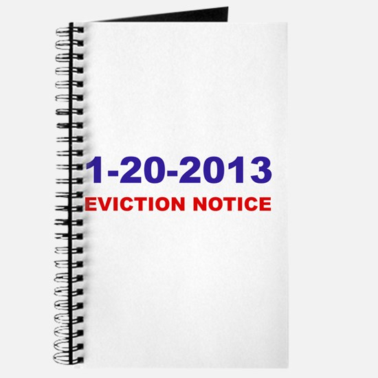 Eviction Notice Journal