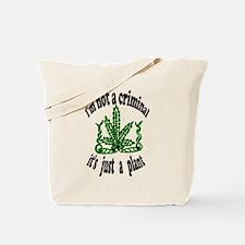 Cute Pro marijuana Tote Bag