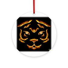 Flame Tiger Sigil/Ornament