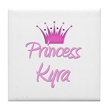 Princess Kyra Tile Coaster