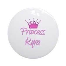 Princess Kyra Ornament (Round)