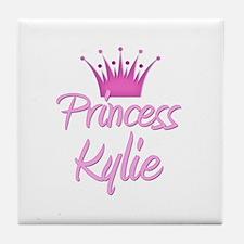 Princess Kylie Tile Coaster