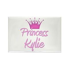 Princess Kylie Rectangle Magnet