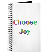 Choose Joy Design #753 Journal