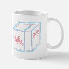 Sweet Anime Tofu Mug