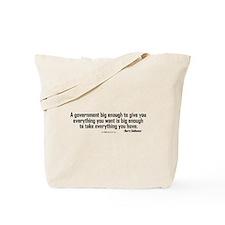 Big Enough Tote Bag