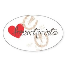 HeartPrints Decal