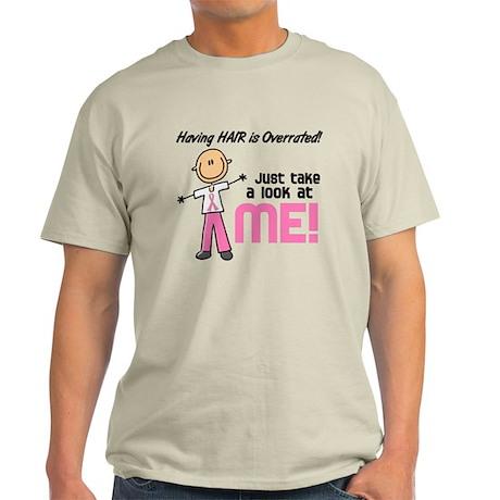 Bald 5 Pink (SFT) Light T-Shirt
