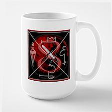 Mars-Nergal Tall Sigil Mug