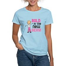 Bald 6 Pink (SFT) T-Shirt