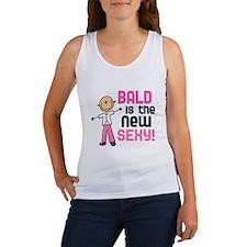 Bald 6 Pink (SFT) Women's Tank Top