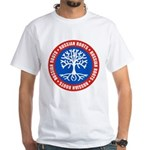 Russian Roots White T-Shirt