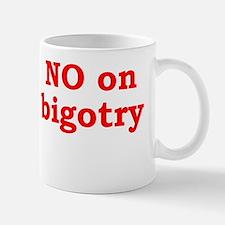 No Bigotry Mug