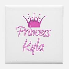 Princess Kyla Tile Coaster