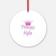 Princess Kyla Ornament (Round)