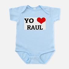 Amo (i love) Raul Infant Creeper