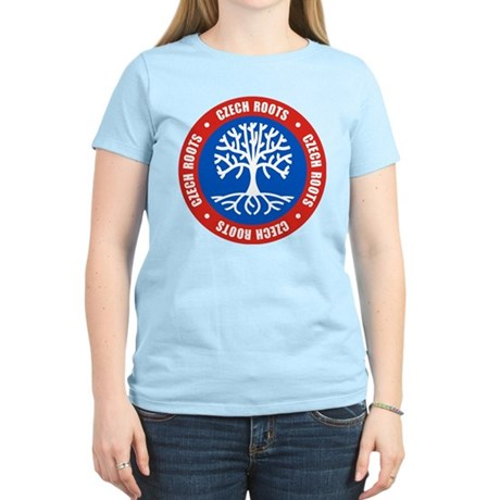 Czech Roots Women's Light T-Shirt
