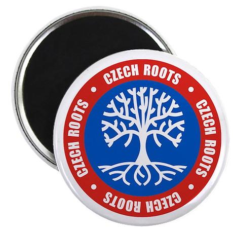 Czech Roots Magnet