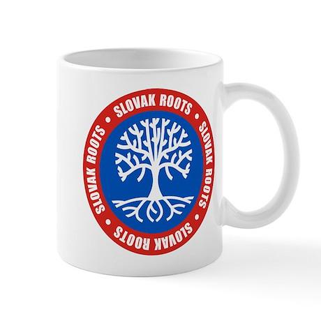 Slovak Roots Mug