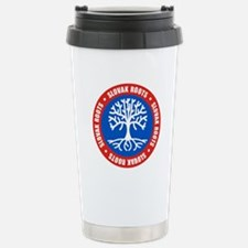 Slovak Roots Travel Mug