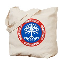 Slovak Roots Tote Bag
