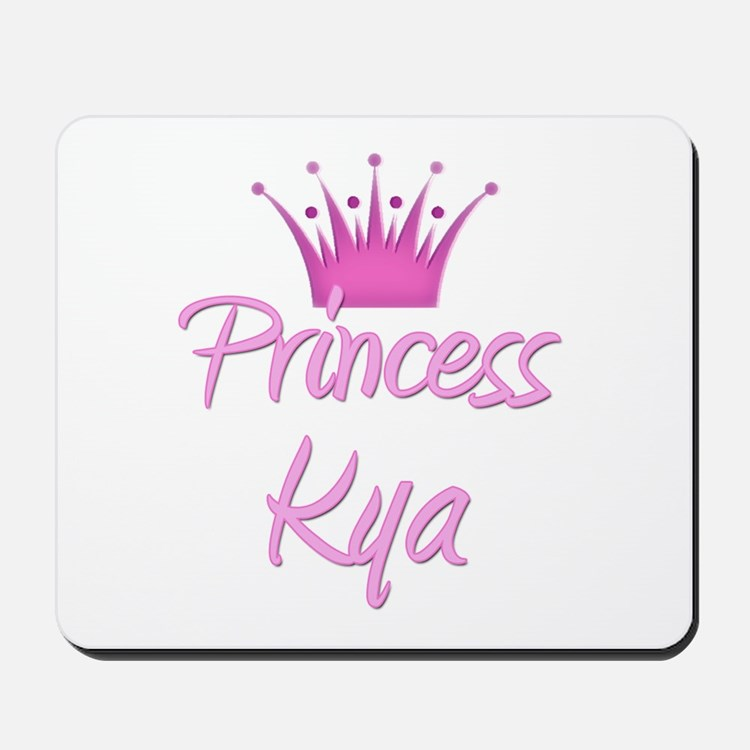 Princess Kya Mousepad