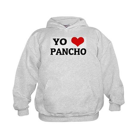 Amo (i love) Pancho Kids Hoodie