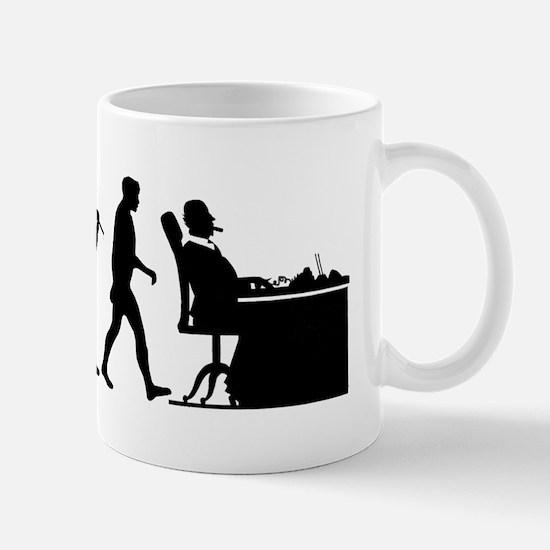 CEO Boss Evolution Mug