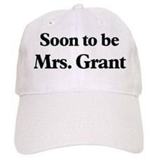 Soon to be Mrs. Grant Baseball Cap