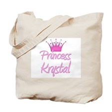 Princess Krystal Tote Bag