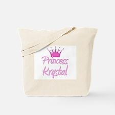 Princess Krystal Tote Bag