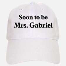 Soon to be Mrs. Gabriel Baseball Baseball Cap