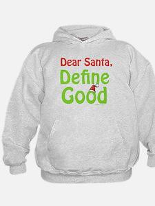 Define Good Santa Hoodie