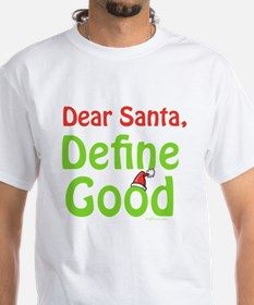 Define Good Santa Shirt