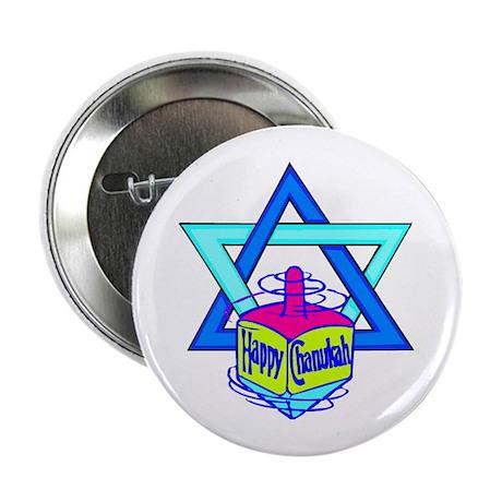 "Hanukkah Oh Chanukah 2.25"" Button (100 pack)"