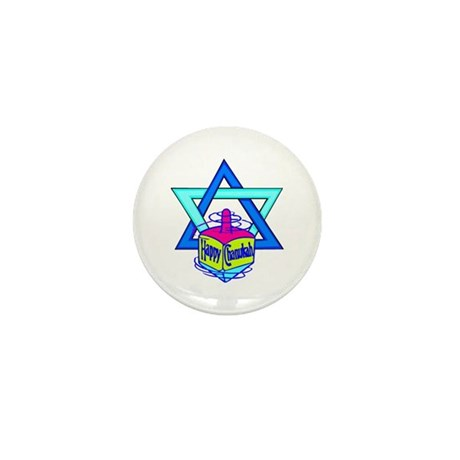 Hanukkah Oh Chanukah Mini Button (100 pack)