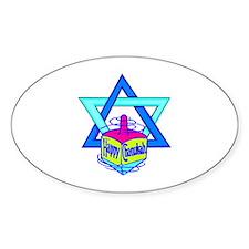 Hanukkah Oh Chanukah Decal