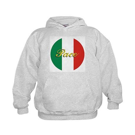 Italians 4 PEACE Kids Hoodie