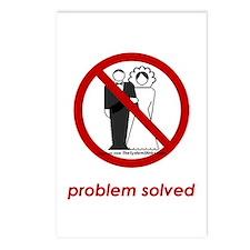 Problem Solved Postcards (Package of 8)