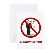 Problem Solved Greeting Cards (Pk of 10)