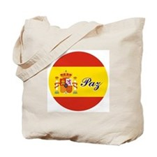 Spaniards 4 PEACE Tote Bag