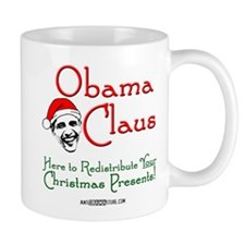 Obama Claus! Mug