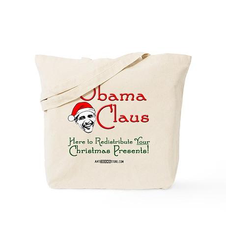 Obama Claus! Tote Bag