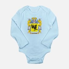 Luciano Coat of Arms - Family Crest Body Suit