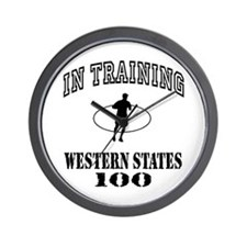 In Training Western States 100 Wall Clock